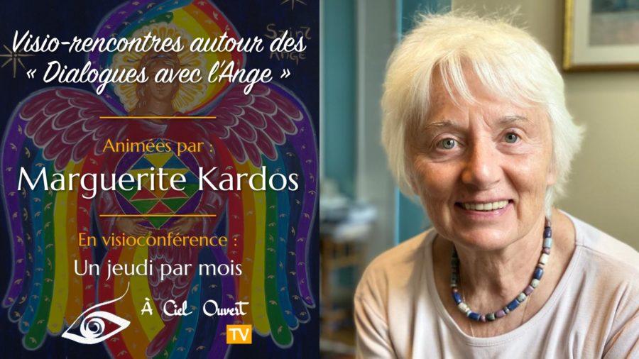 Visio-rencontre autour des « Dialogues avec l'Ange » –Marguerite Kardos